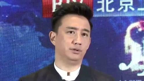 何炅凌晨发文为黄磊庆生并催菜谱:想到你我又饿了