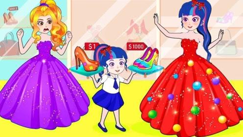 女孩该死的胜负欲,竟使得她们高价竞拍裙子,惊呆销售小哥哥!