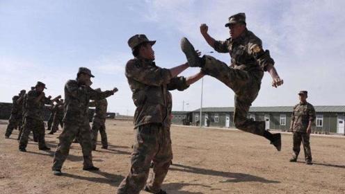 国内特种兵格斗术,真正的实力!