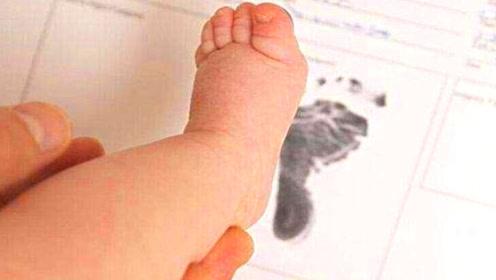 为何医院会留下婴儿的脚印,却不是手印呢?看完长见识了