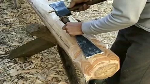 木材好不好,关键在于木工的技术,不然再好的木材也白搭!