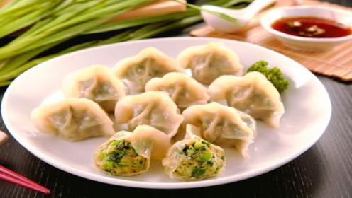 为何北方的饺子到了南方瞬间没了市场?网友:这有啥吃的!