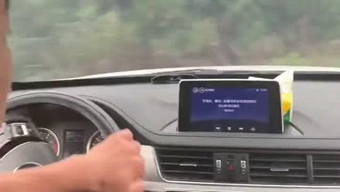 老司机来秋名山一波操作,这样打方向盘真溜,让我长见识了!
