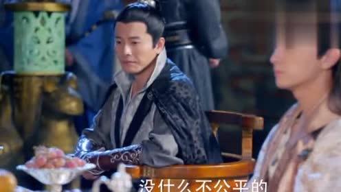 楚乔传:赵丽颖和战士比试,怎料对方高大强壮,却一招制敌