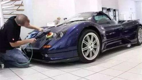 英国大叔开的洗车店,洗一次收费5万元,却有无数车主排队来洗