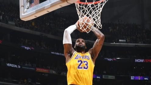 NBA名宿盛赞詹姆斯:他可以在未来五年都场均三双