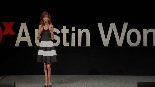 双语字幕TED演讲:世界最丑的女人,如何定义真实的自己!