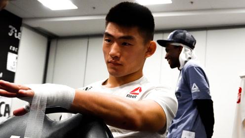 【UFC华盛顿】宋亚东体能训练:一切都是为了拿下胜利