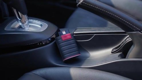 国外发明便携汽车管家,车辆损坏一键查结果