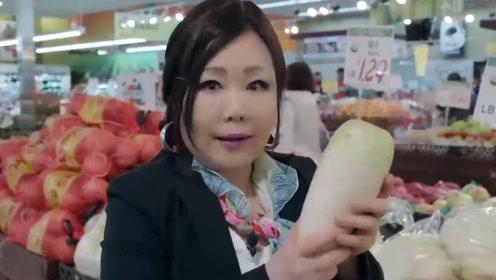 为何韩国主妇买萝卜,每次都只要半个?网友:半个萝卜就够了