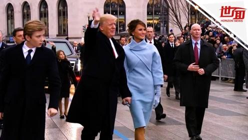 """特朗普夫妇分房睡?伊万卡与继母不和?这本总统夫人传记""""料""""很足"""