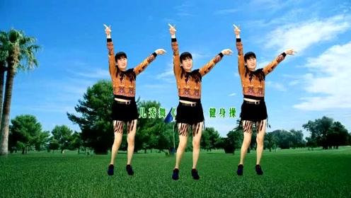 新手入门健身操《玩腻》加长版,4个简单动作多加练习快速瘦身减肥