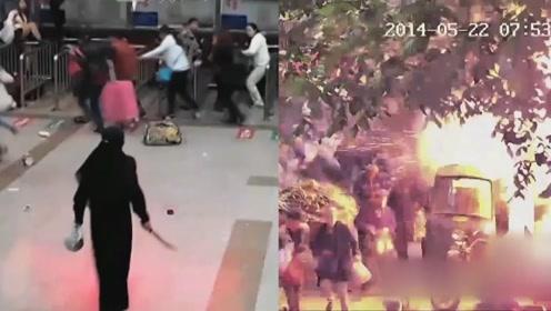 英文纪录片披露新疆反恐形势:首次公布大量暴恐袭击原始画面!