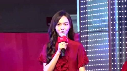 唐嫣生日晒视频感谢祝福 超甜比心加飞吻少女感足