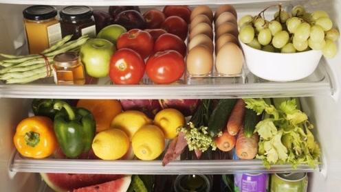 """冰箱里打死都""""不能放""""的食物,大多数主妇还一直放,吃了危害大"""