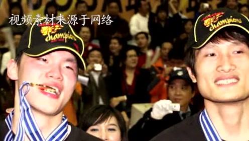 他是中国男篮的眼镜侠,是广东男篮的功臣,如今是交通执法员!
