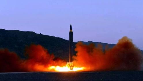 """朝方对美强硬宣布""""重大试验"""",美韩担忧导弹就是""""圣诞礼物"""""""