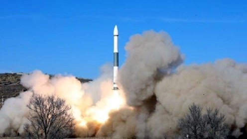 中国快舟一号甲火箭连发成功,一日双箭一箭六星,年底还有任务