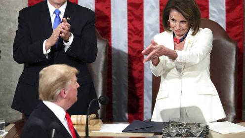 """""""你恨特朗普吗""""?佩洛西被这句话激怒,当场就发飙了"""