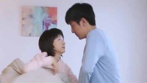 第二次也很美:安安撒娇卖萌,许朗立马亲吻,安安瞬间害羞了