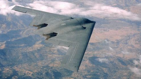 """美国""""幽灵""""战略轰炸机有多先进?仅开仓投弹时间,就让多国汗颜"""