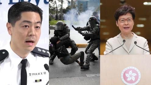 """带着学生纵火堵路 港府警方教育局出手了:30名""""黄师""""将被重惩"""