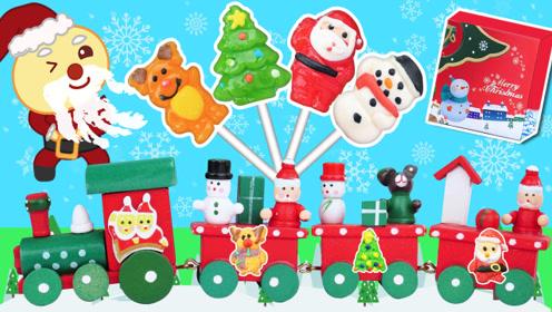 圣诞老人派礼物啦!给救援宝贝们送上圣诞节的温暖!
