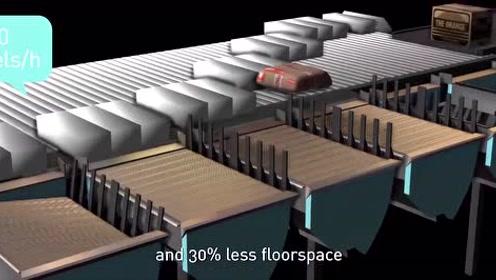 14000件/小时,全球最紧凑的超高效分拣设备