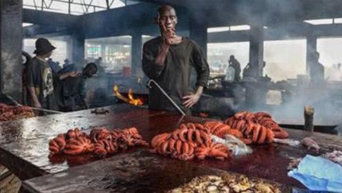 """非洲人饿着也不吃的东西,在中国成""""奢侈品"""",引中国游客抢购"""