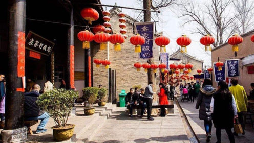 """陕西这个地方,被称为""""小丽江"""",一年旅游收入达10亿元!"""