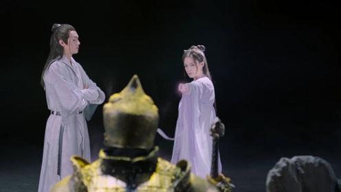 速看《从前有座灵剑山》第三十二集 风吟受伤 王舞师徒进入亚空间