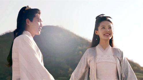 庆余年:范闲带林婉儿去游玩,林婉儿开心得转圈圈,范闲笑开了花