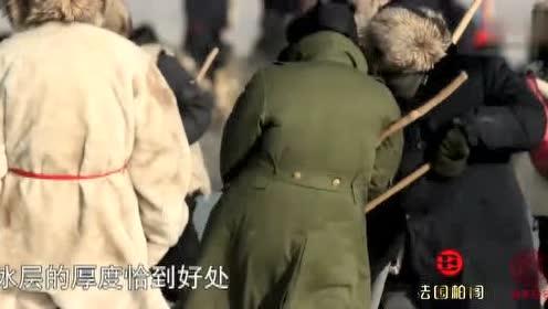《舌尖上的中国》游客的需求和商业的参与 使得祭湖祭鱼活动更隆重