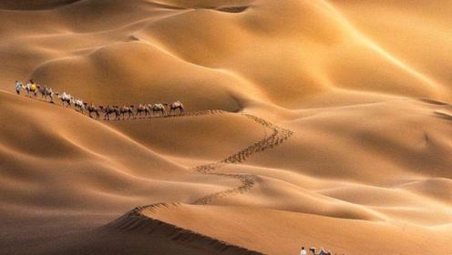 如果将沙漠挖空,最底下有什么东西?今天总算知道了