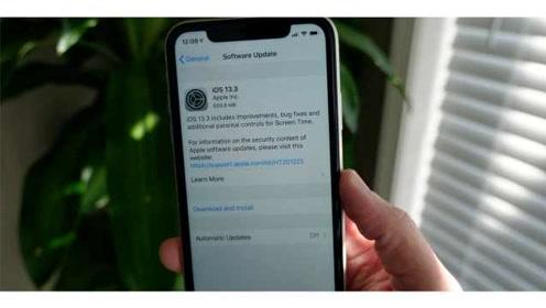 苹果发布iOS 13.3:增强家长控制,新增垃圾信息过滤