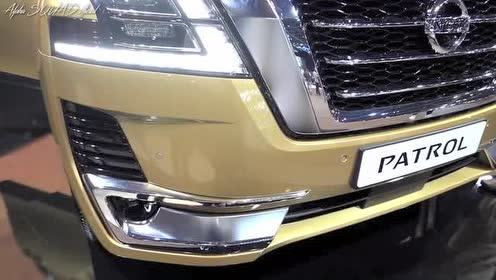 豪华SUV海外实拍,2020款 日产 PATROL