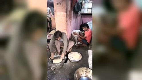 在印度买食物不中毒,全凭运气