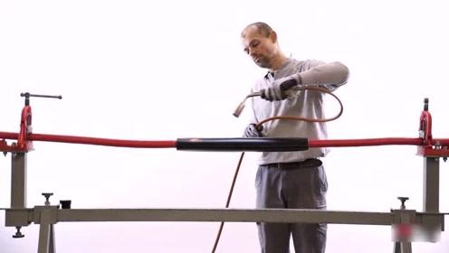 德国人如何接电缆?看完发现我们差距很大,干活太严谨了
