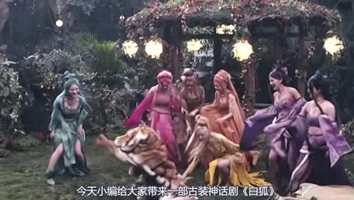狐仙让恩公选自己的女儿做妻子,不料女儿个个美貌,恩公看花眼啦