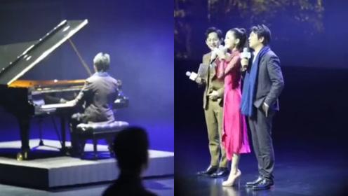郎朗现场为妈妈庆生弹奏一曲,吉娜东北话表白婆婆:妈妈,我爱你