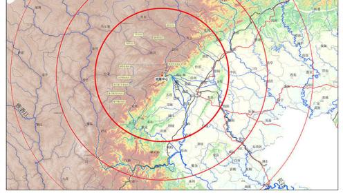 突发!四川绵阳发生4.6级地震,多地震感明显