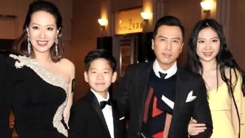 巨星甄子丹拍戏多年伤病缠身 向功夫片说再见 不想儿子接班