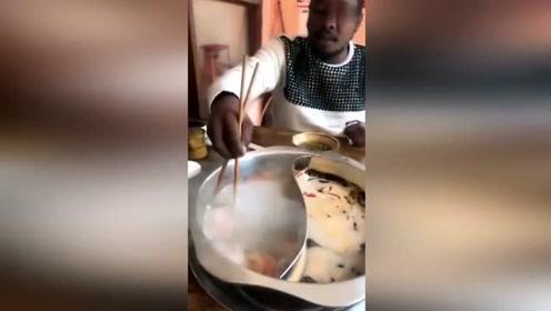 外国人吃火锅有多奇葩