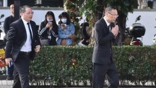 """浙江卫视代表出席高以翔追悼会 """"痛悼以翔""""致意"""