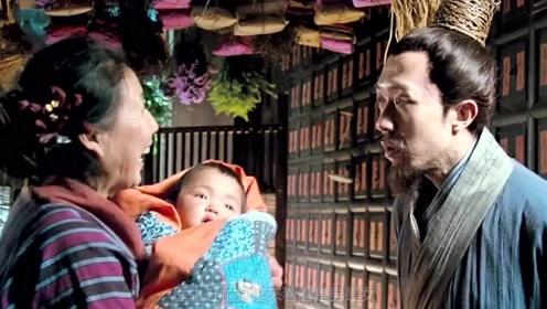夫妻俩终于老来得子,不料孩子一出生就有超能力,一脚把医生踹飞