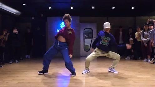 超帅气的双人舞,让你感受一下舞蹈的魅力!