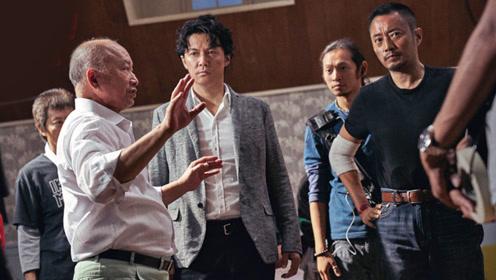 《追捕》导演特辑  71岁吴宇森连拍3天不休息