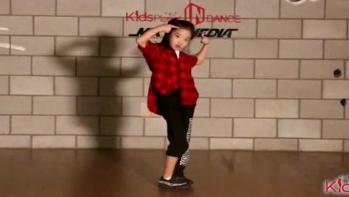 舞蹈神童罗夏恩《Ko Ko Bop》《DNA》《 AS IF IT'S YOUR LAST》