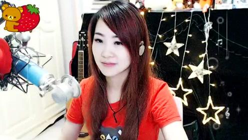 美女翻唱KTV必点曲《红日》好听到李克勤都想为她爆灯!