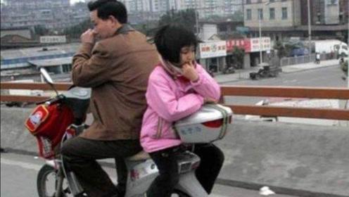 又一孩子被送进医院,都怪妈妈骑电动车这样带他,家长们一定注意
